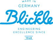 FMB Blickle Logo - engineering excellence since 1948