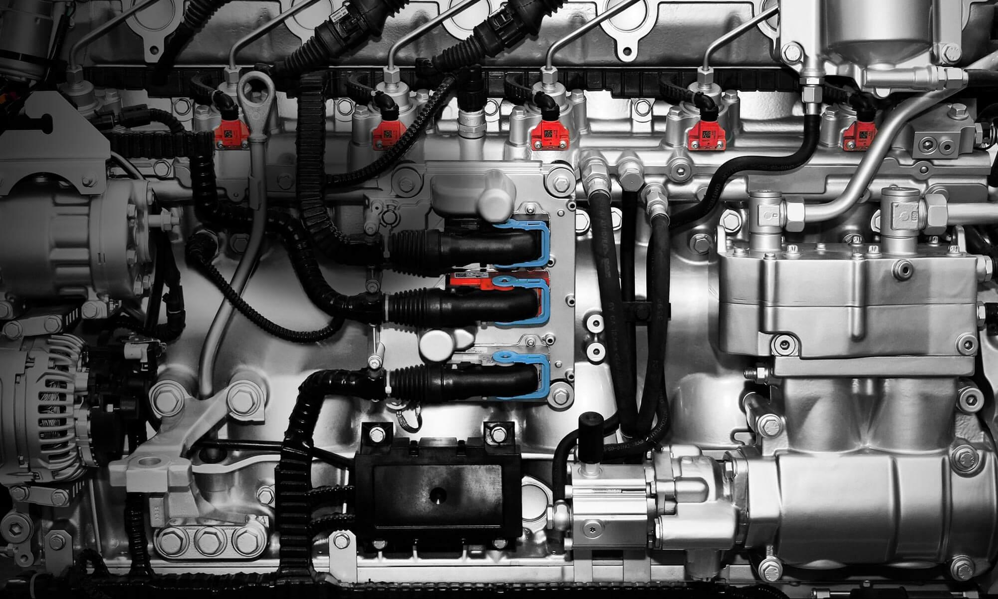 Hersteller von Hydraulikkomponenten- und Systemen