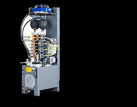 Hydraulisches Spann-Aggregat für Werkzeugmaschine