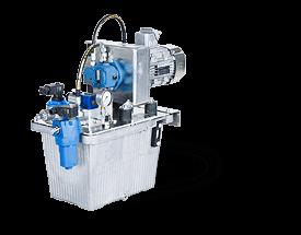 Hydraulik-Aggregat BAK 44